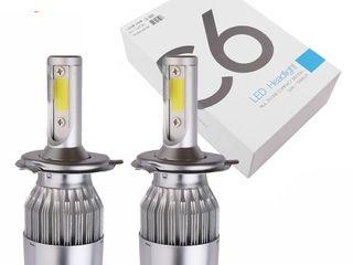 Becuri LED ! Lampi LED !  ЛЕД !!! Лампы  лед 250  300 лей пара 300 lei perechea h4 350 lei