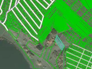 Супер участок для зоны отдыха или поместья на берегу данченского озера