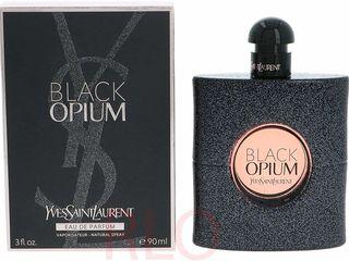 YSL Black Opium EDP 90ml, YSL La Nuit de L'homme Eau Electrique EDT 100ml, Nina Ricci Bella EDT 50ml