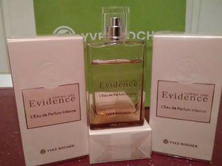 Evidence Intense, Mon Evidence, Yves Rocher