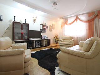 Chirie! Casă cu 1 nivel! Botanica, str. Minsk, 70 m2, euroreparație! Curte privată!