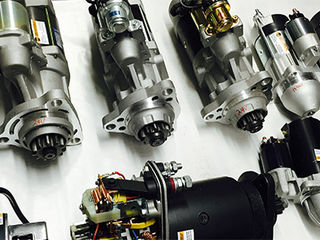 Продажа разных стартеров и генераторов на спецтрактора-погрузчики строй и автоспецтехнику