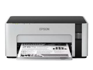 Принтер epson m1120 пьезоэлектрический струйный/ монохромный/ белый