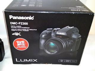Panasonic Lumix DMC-FZ300 4K  25–600 мм F2.8   New