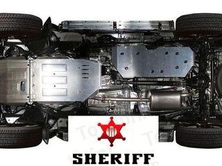Защита багажника Unidec,защита  автомобиля .scut motor Sheriff Защита картера