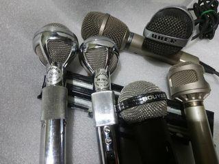 Профессиональные микрофоны.