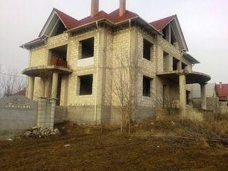Se vinde casa nefinisata in Gratiesti, 280 mp, 55 000 euro