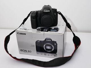 Vand Canon EOS 6D Body