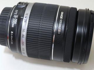 Canon 18 200mm is nou