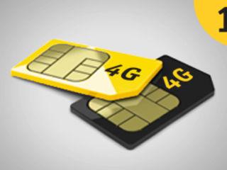 Cartela SIM pentru internet 40 GB 150 Lei lunar si nelimitat 200 Lei - Se poate si pe o luna