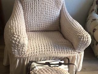Чехлы на мягкую мебель. Новое