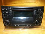 Mercedes w211 E Class Radio
