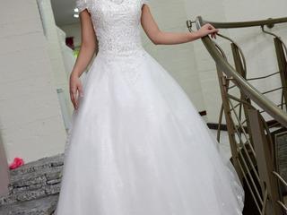 Элегантное свадебное платье/Rochie elegantă de mireasă