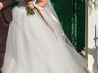 Свадебное платье. Куплено в свадебном салоне в Одессе.