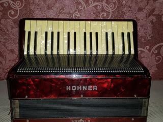 Hohner verde 2