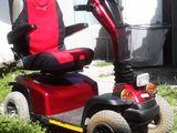 Электрический скутер для людей с ограниченными возможностями.