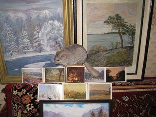 Продам плакаты времен СССР, репродукции картин и не только.