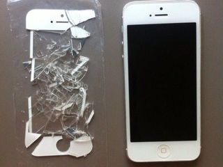 Замена стекла Iphone  Samsung