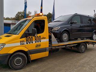 Evacuator Tractari Chisinau Moldova
