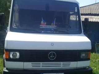 Mercedes 811td