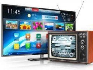 Reparatia televizoarelor la domiciliul clientului/acasa, deplasare. Ремонт телевизоров тв