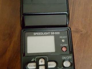 Nikon SB-600 la Piese