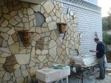 Косэуцкий бутовый камень, плитняк, деловой.