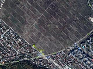 Teren șos. Balcani - Dumbrava. sector 122