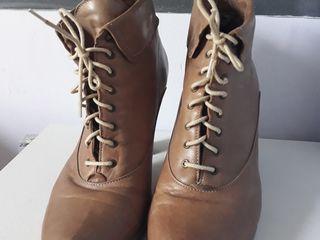 Pantofi dame piele naturala in stare buna