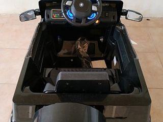 Masinuta electrica macaca g-class ec07 (negru)