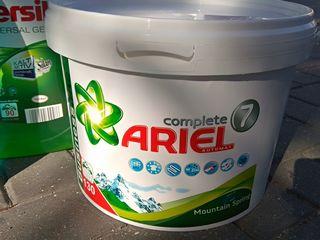 Detergent uscat din Germania, pot sa livrez produsul.