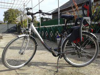 Оригинальный немецкий дорожный велосипед