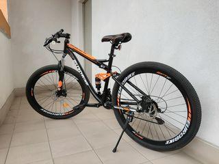 Велосипед Eurobike Harry s7