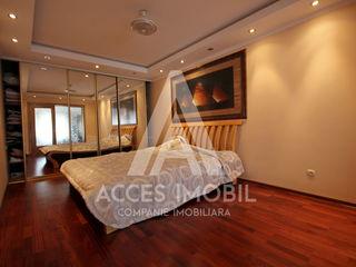 Centru, str. Columna/M. Eminescu, apartament la sol, 2 nivele, 125 m2, Euroreparație!