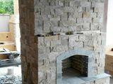 Punem piatră decorativă, construim mangale, cămine !!!
