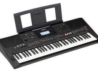 Sintetizator Yamaha PSR-E463. Livrăm în toată Moldova, plata la primire.