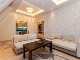 Spre chirie apartament cu 3 odăi, parcare subterană, Botanica, 430 €