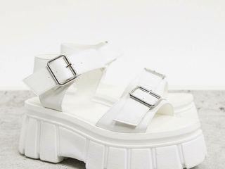 Новые белые босоножки Asos