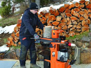 Дровокол / masina hidraulica pentru despicat lemne / Garantie / Piese de schimb / Credit si livrare