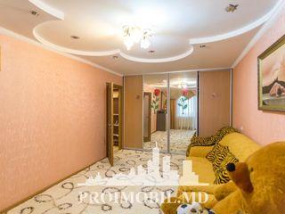 Buiucani !  2 camere, 60 m2, Euroreparație! 44 500 euro!