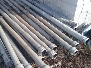 Трубы аллюминиевые для ирригации,полива,орошения 300лей шт.Срочно..