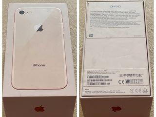 Vând iPhone 8 Gold 64GB