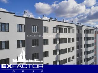 Exfactor Grup - Buiucani 2 camere 65 m2, et. 3 la cele mai bune condiții direct de la dezvoltator!