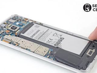 Samsung Galaxy S 7  edge (G935) Nu ține bateria telefonului? Noi ți-o schimbăm foarte ușor!