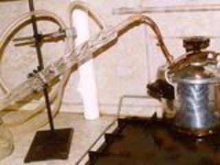холодильник для самогонного аппарата из стекла 8шаров