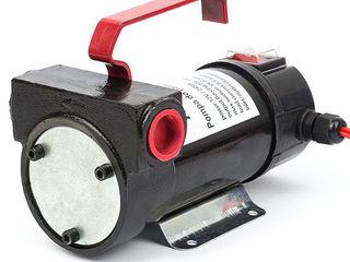 Pompa motorina Transfer ulei. Насос для перекачки дизельного топлива и масла.