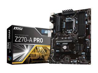 MSI Z270-A PRO  LGA 1151