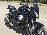 Kawasaki Z750 Naked Black