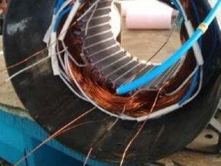 reparatia geaneratoarelor electrice/ремонт генераторов