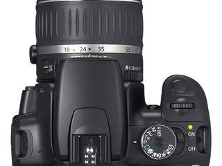 Японский зеркальный полупрофессиональный фотоаппарат Canon